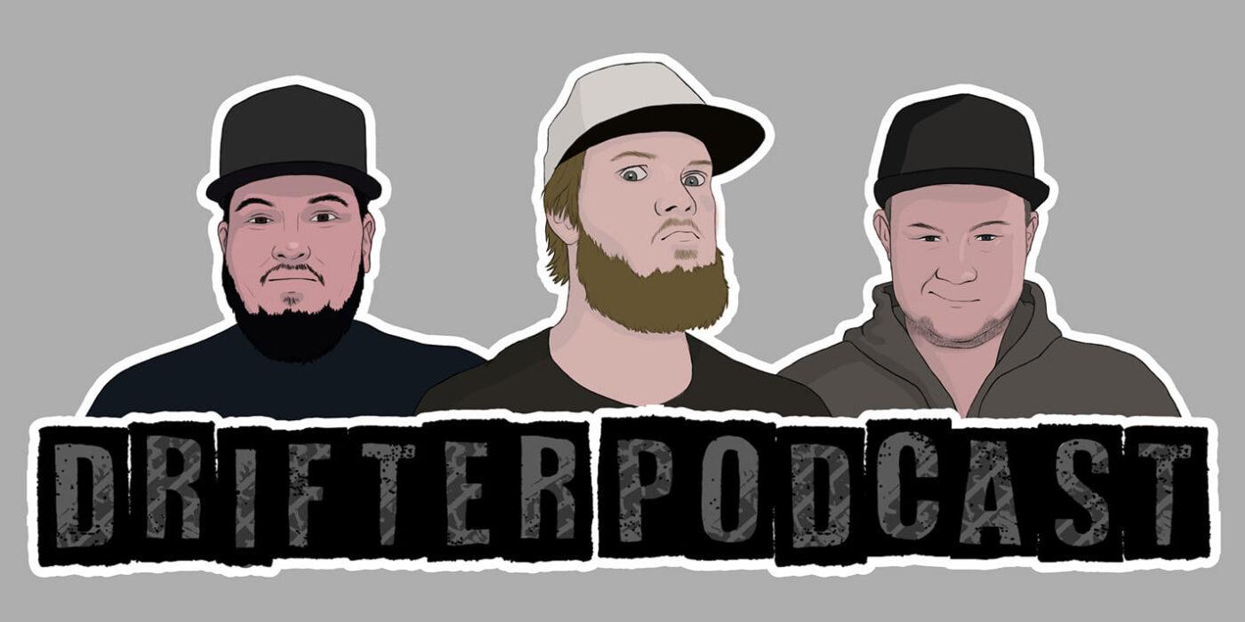 drifter podcast run the wall