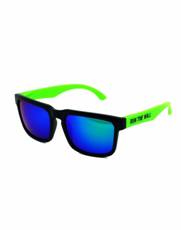 Green'n Black Sunglasses - Solbriller fra Run the wall