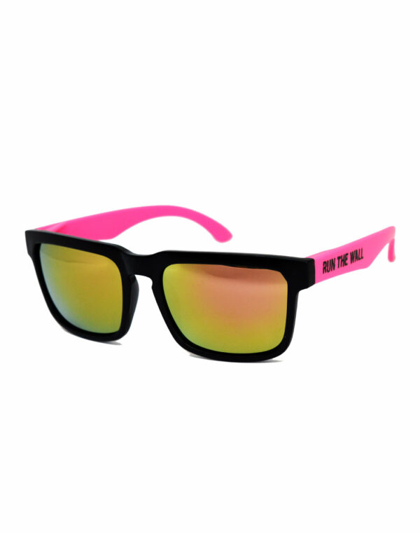 Pink'n Black Sunglasses - Solbriller fra Run the wall