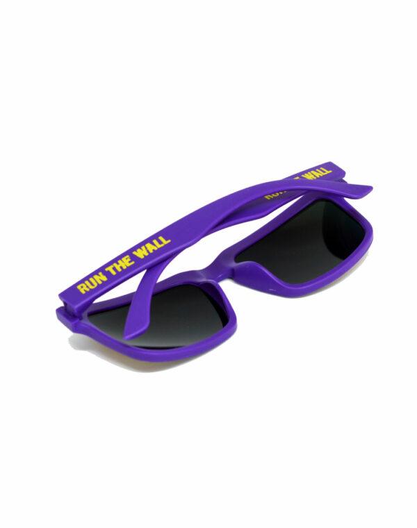 Purple Sunglasses - solbriller fra Run the wall